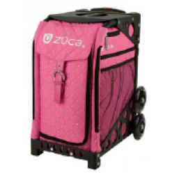 Zuca Bag Pink Mystic