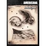 Airbrush Tattoo Pro Americana