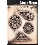 Airbrush Tattoo Pro Aztec and Maya