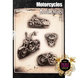 Airbrush Tattoo Pro Motorcycles