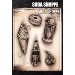 Airbrush Tattoo Pro Soda Shoppe
