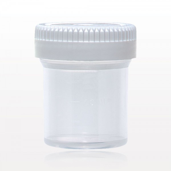 Container with Cap 20ml