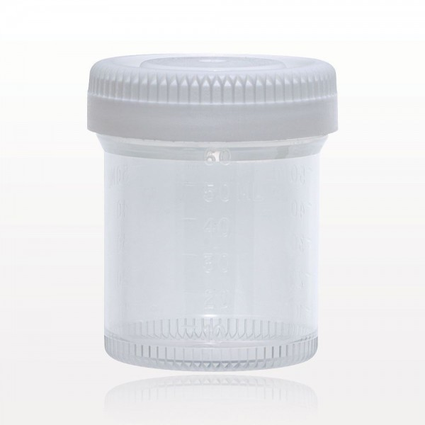 Container with Cap 60ml