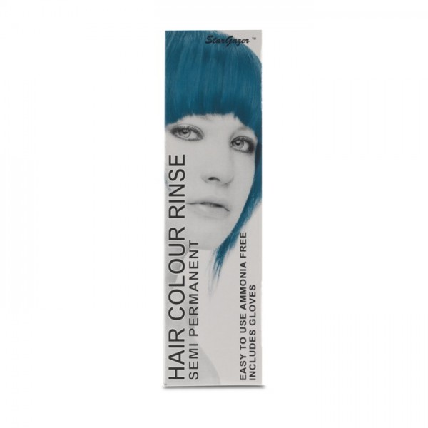 Stargazer Semi Permenant Hair Colour Soft Blue