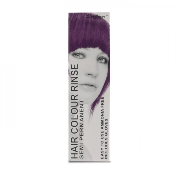 Stargazer Semi Permenant Hair Colour Soft Cerise