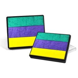 Silly Farm Rainbow Cake Mardi Gras