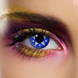Daily Edits 1 Day Silver Star Contact Lenses