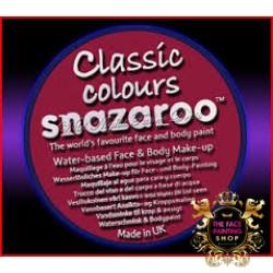 Snazaroo 18ml Burgundy