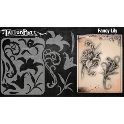 Airbrush Tattoo Pro Fancy Lilly