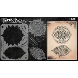 Airbrush Tattoo Pro Lace