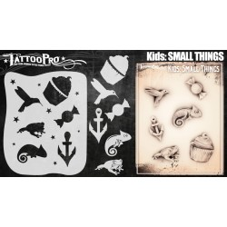 Airbrush Tattoo Pro Kids Small Fun