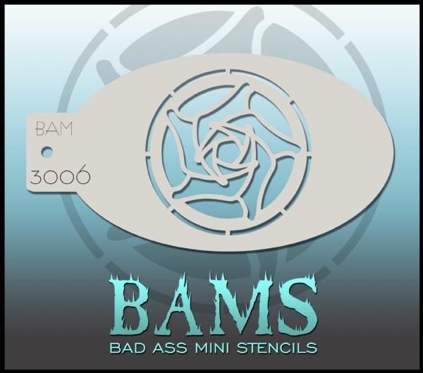 Bad Ass Stencil 3006
