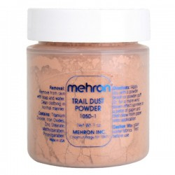 Mehron Trail Dust Powder 1oz