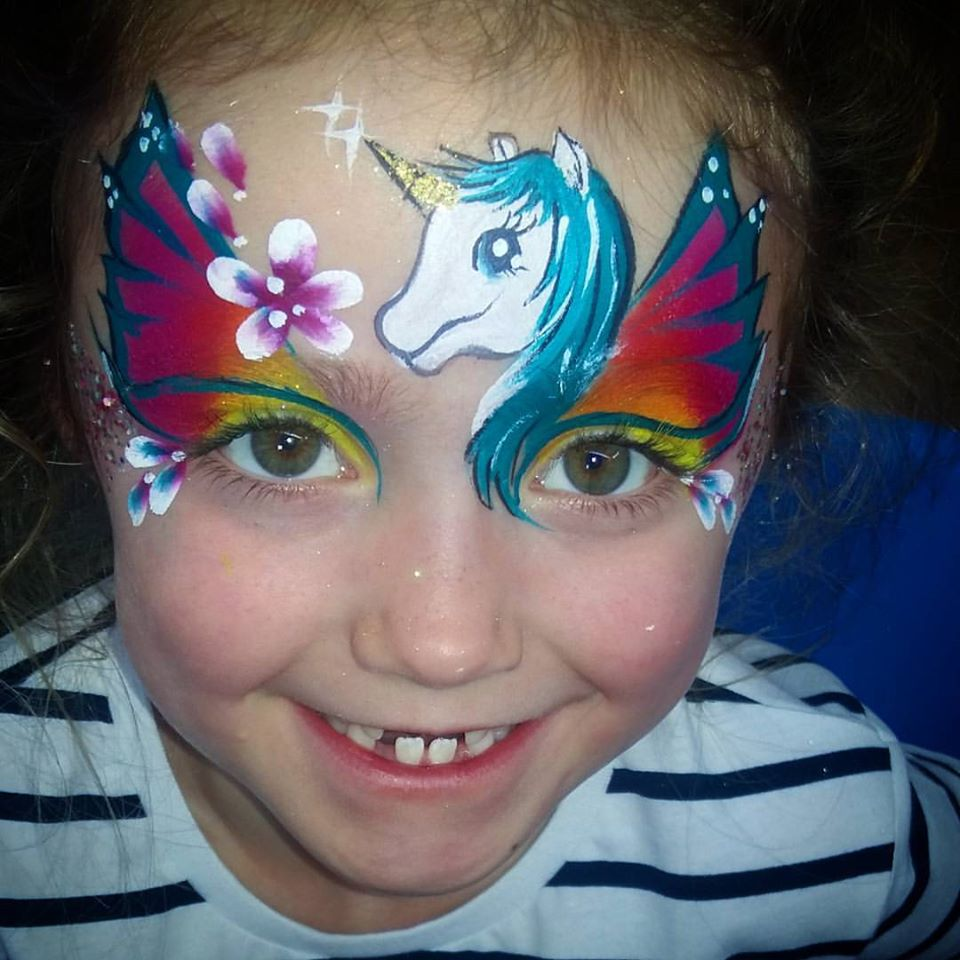 Easy Way To Get Face Paint Off
