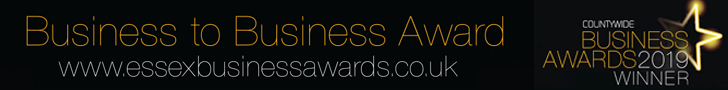 Business to business award winner