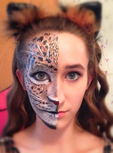 Dress As A Leopard
